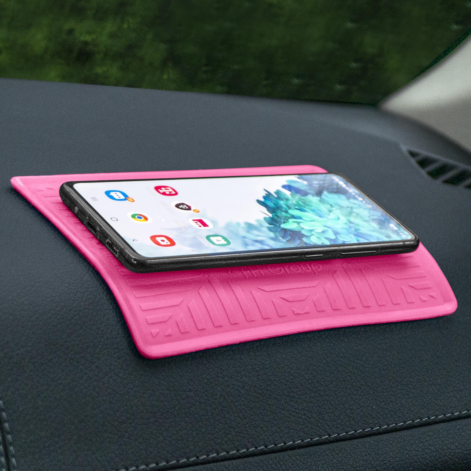FH3011 pink dash mat