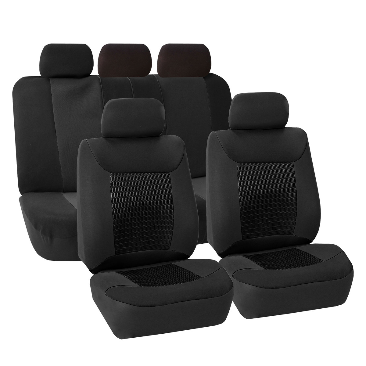 FB062115 black seat cover 1