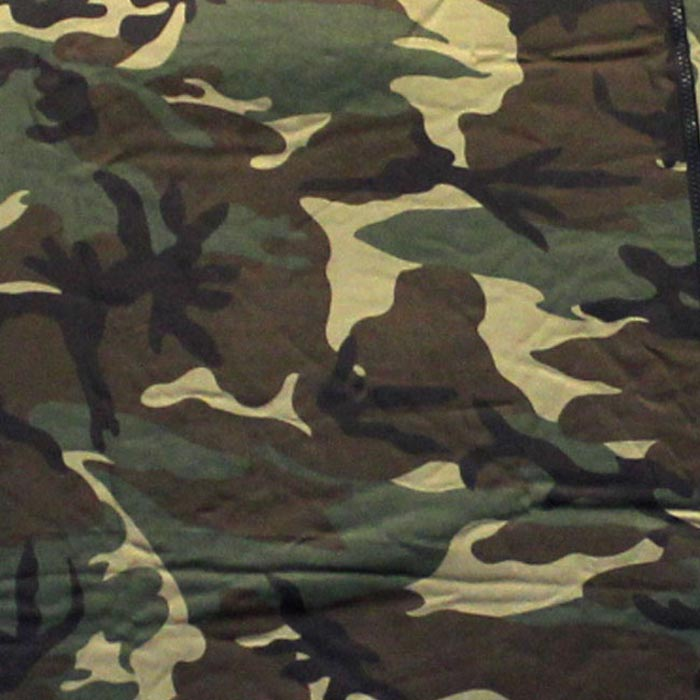 Trendy Camouflage Seat Covers - Front material