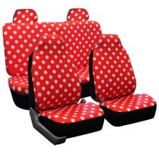 FB115114 red seat cover 1