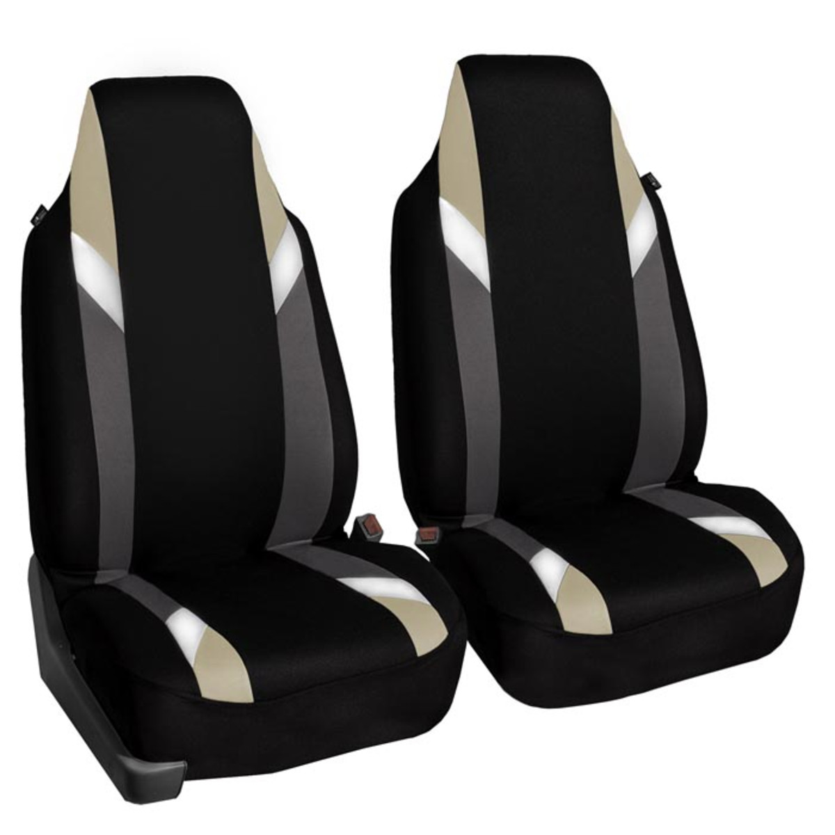 Supreme Modernistic Seat Covers - Front