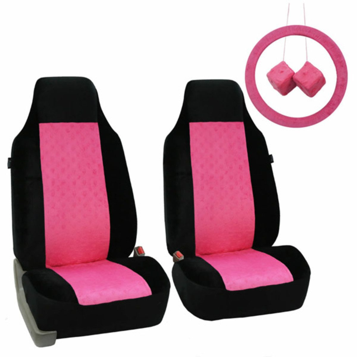 88-FB150102_pinkblack seat cover 1