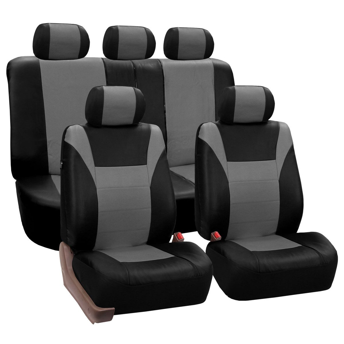 88-PU003115_gray seat cover 1