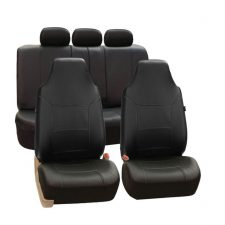 Royal Leather Seat Covers Full Set