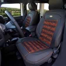 88 PU203102 black seat cover 1
