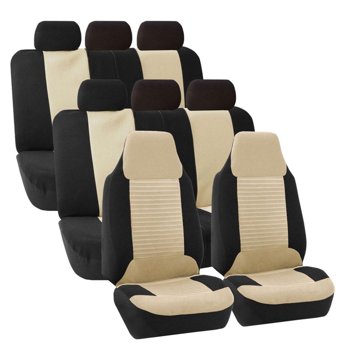 FB107128BEIGE seat cover