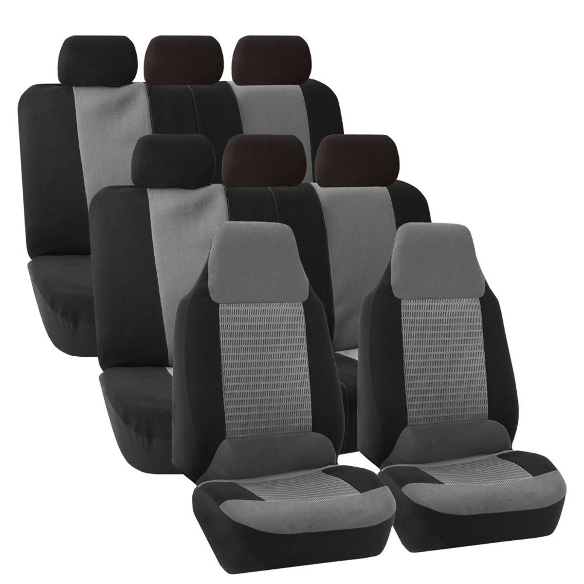 FB107128GRAY suv seat cover