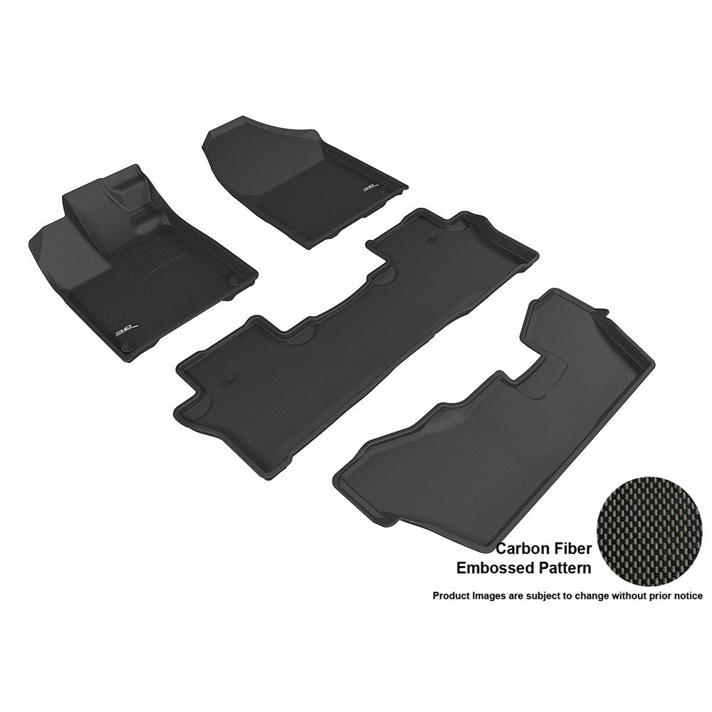 L1hd073015 Black Floormat 1