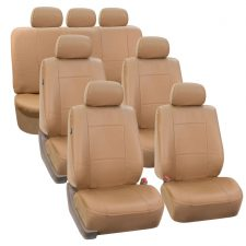 PU002217TAN seat cover