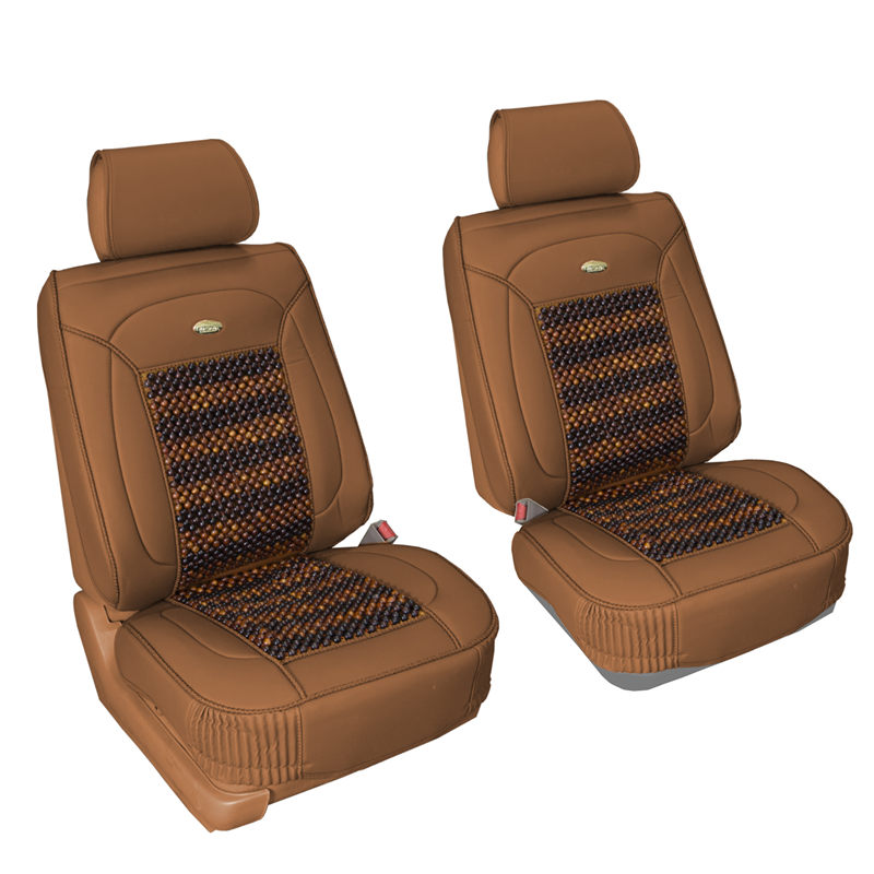 PU203102 brown seat covers 2