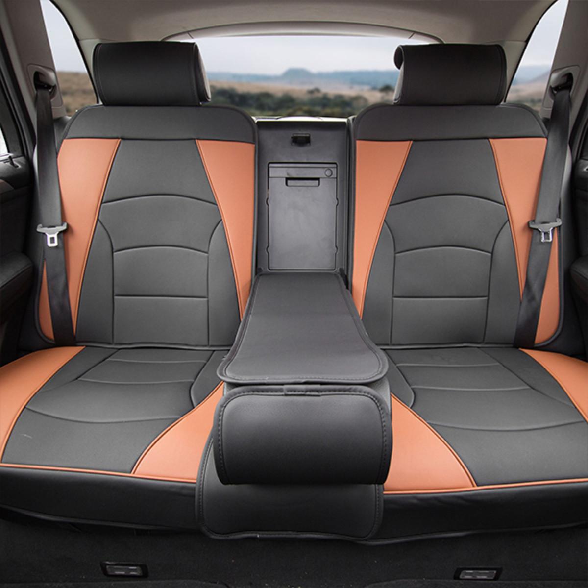 car seat cushion PU205115 brown 7