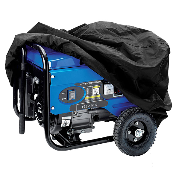 Heavy-Duty Generator Cover - XL material