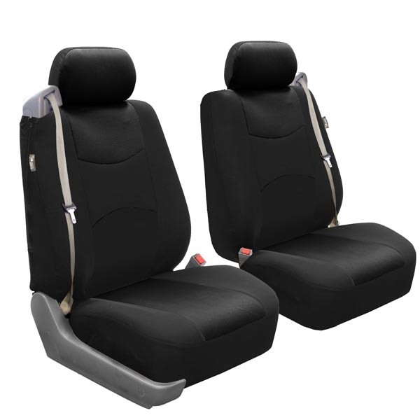 All-Purpose Built-In Seatbelt Seat Covers - Front