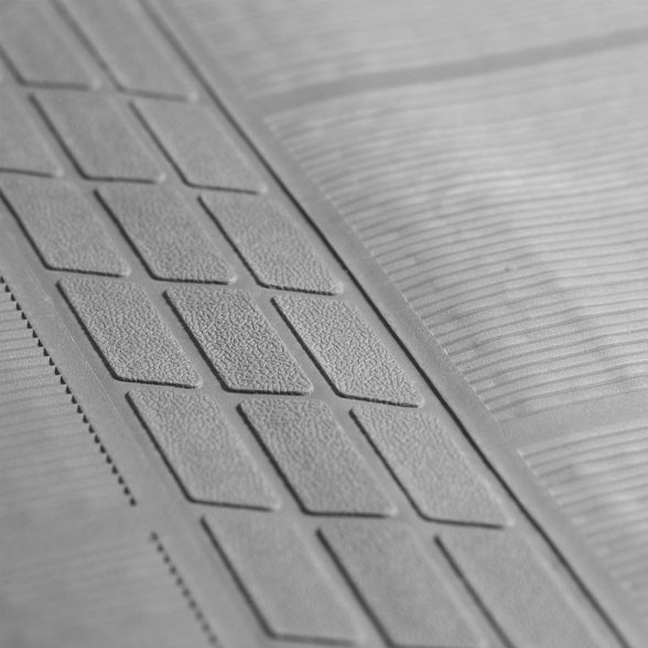 Protective Rubber Floor Mats material