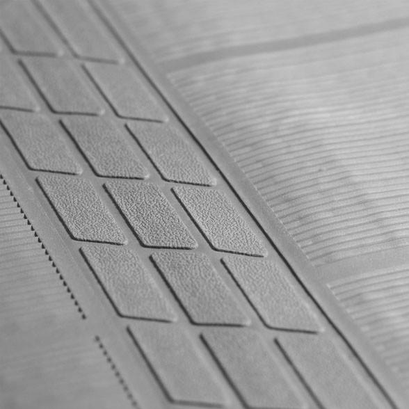 Rubber Floor Mats material