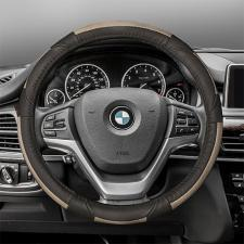88-FH2002 steering wheel beigeblack 1