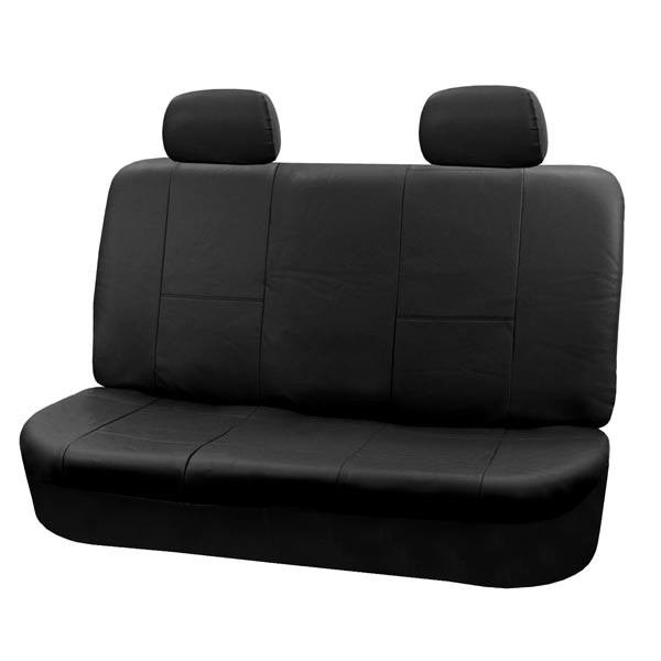 88-PU001012_black bench seat cover 1