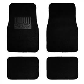 Premium Carpet Floor Mats with Heel Pads