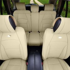 car seat cushion pu205115 solidbeige 2