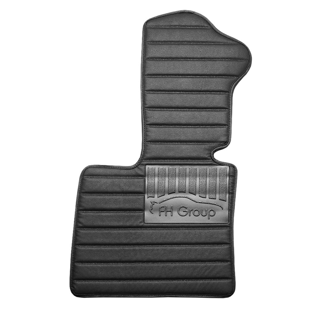 BMW X6 2008–2014 Custom-fit Heavy-Duty Faux Leather Car Floor Mats Liners Anti-Slip Backing material
