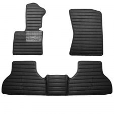 BMW X6 floor mat full set