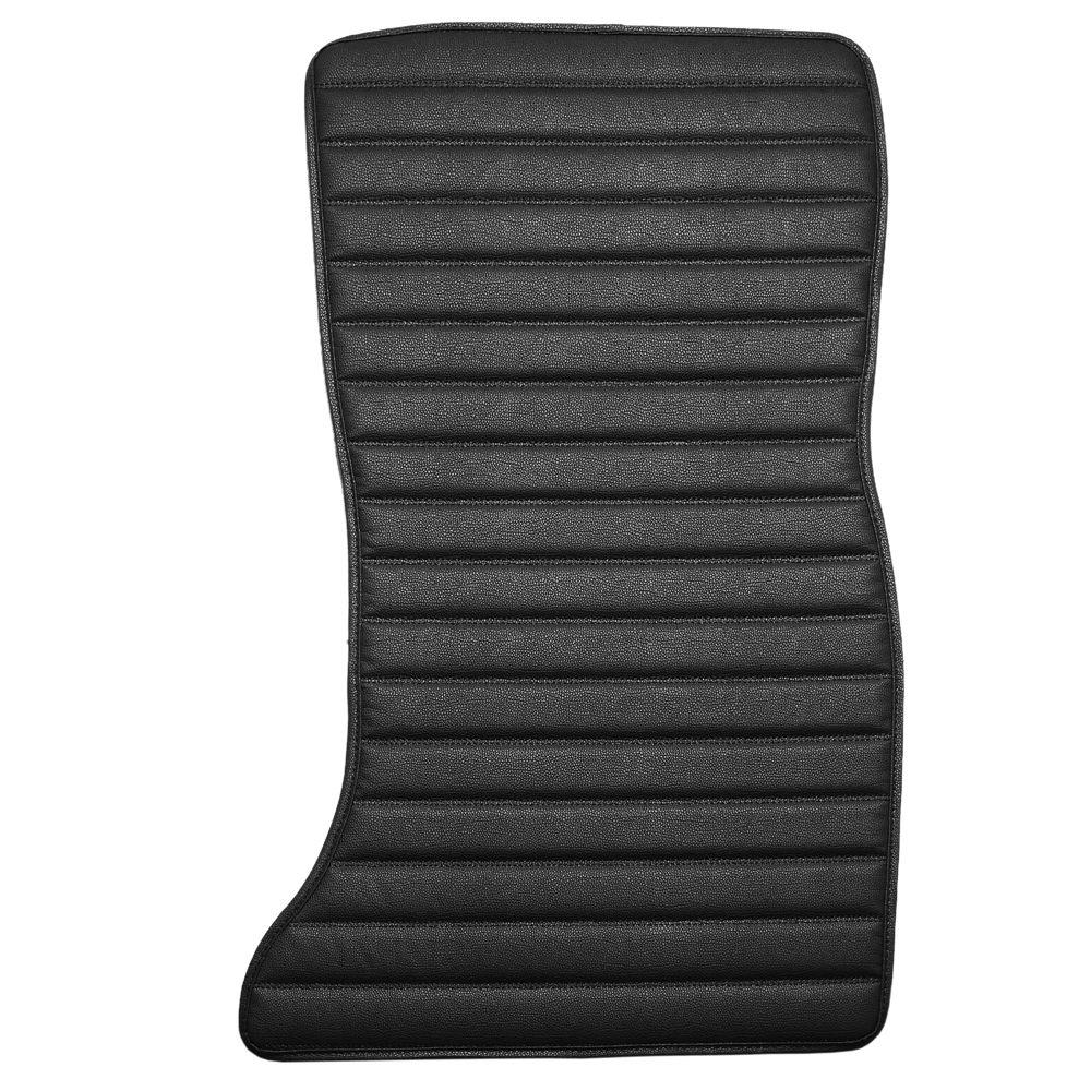 BMW 7 SERIES SEDAN 2008-2015 Custom-fit Heavy-Duty Faux Leather Car Floor Mats Liners Anti-Slip Backing material