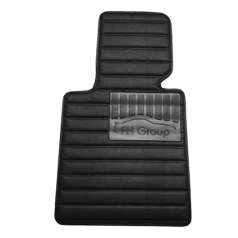BMW X1 2009–2015 Custom-fit Heavy-Duty Faux Leather Car Floor Mats Liners Anti-Slip Backing material