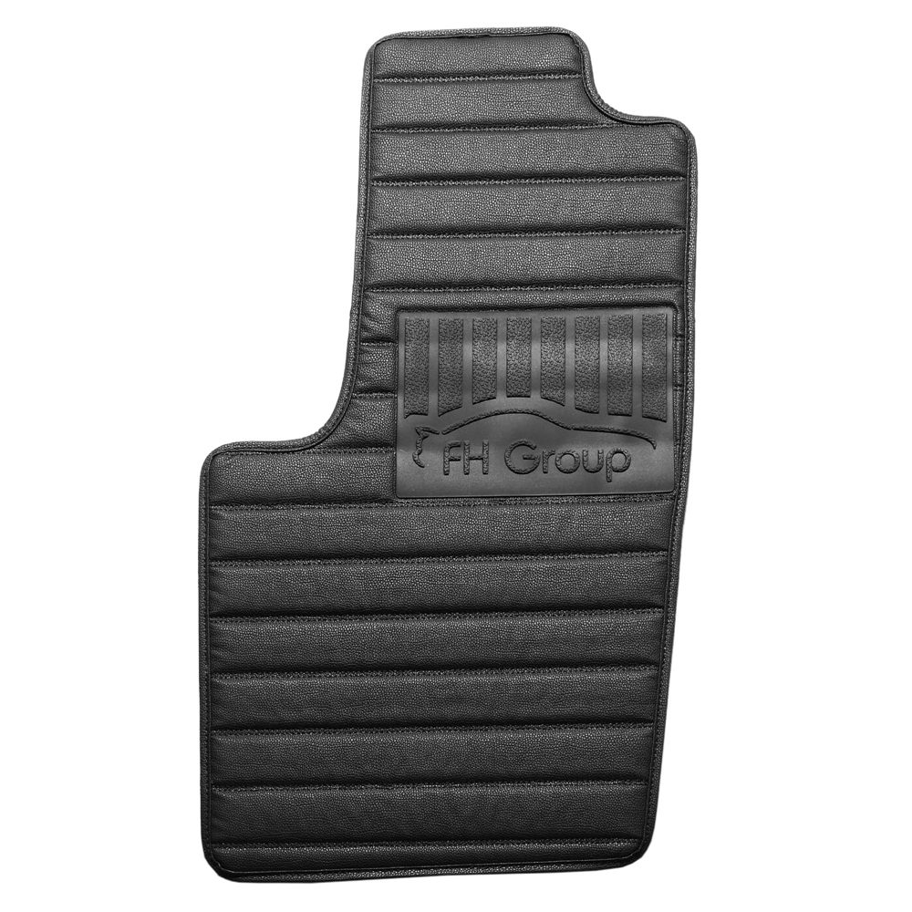 Jeep Grand Cherokee 2014–2019 Custom-fit Heavy-Duty Faux Leather Car Floor Mats Liners Anti-Slip Backing material