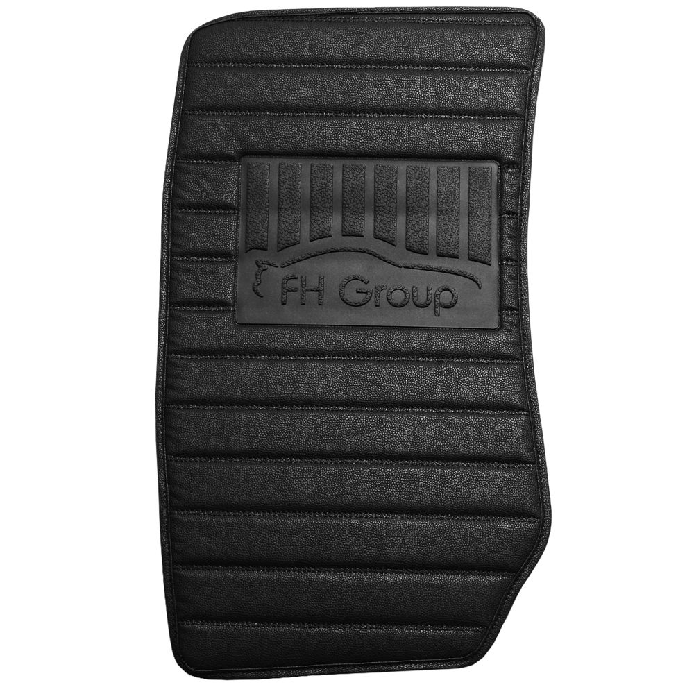 Jeep wrangler 2006–2018 Custom-fit Heavy-Duty Faux Leather Car Floor Mats Liners Anti-Slip Backing material