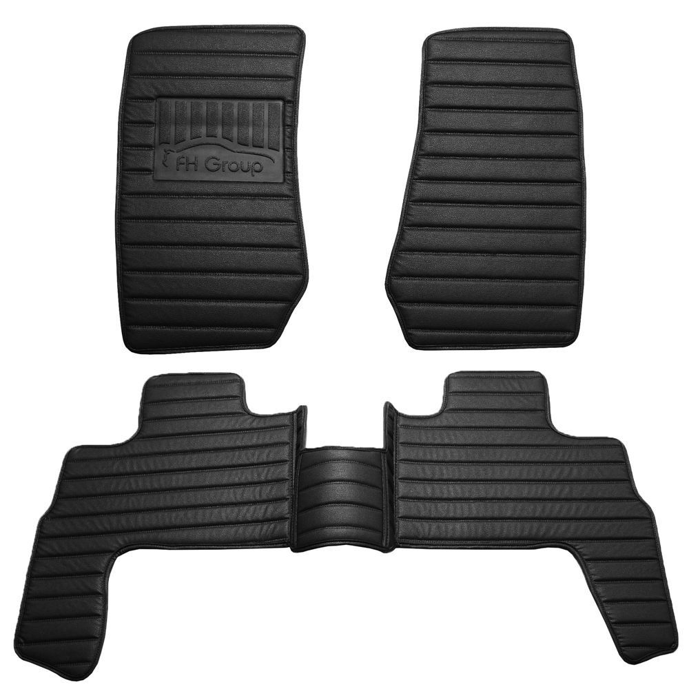 Jeep Wrangler floormat 3
