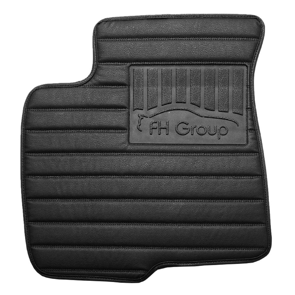 Mercedes Benz E Class 2016-Present Custom-fit Heavy-Duty Faux Leather Car Floor Mats Liners Anti-Slip Backing material