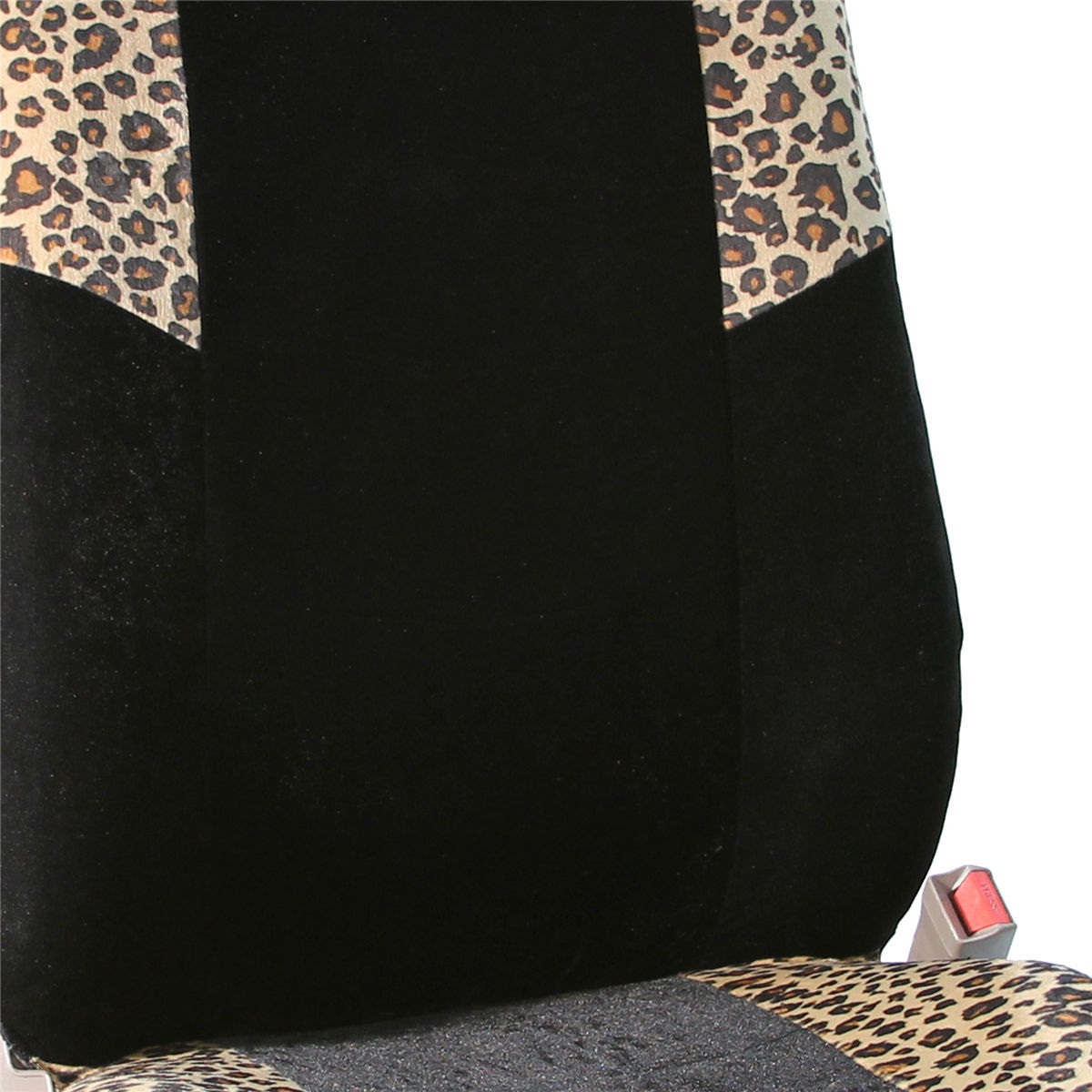 Lush Velour Seat Covers - Full Set material