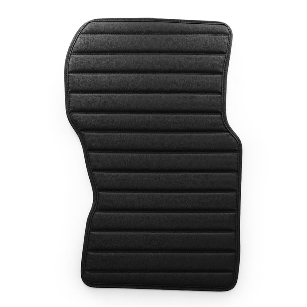Land Rover Velar 2017–2019 Custom-fit Heavy-Duty Faux Leather Car Floor Mats Liners Anti-Slip Backing material