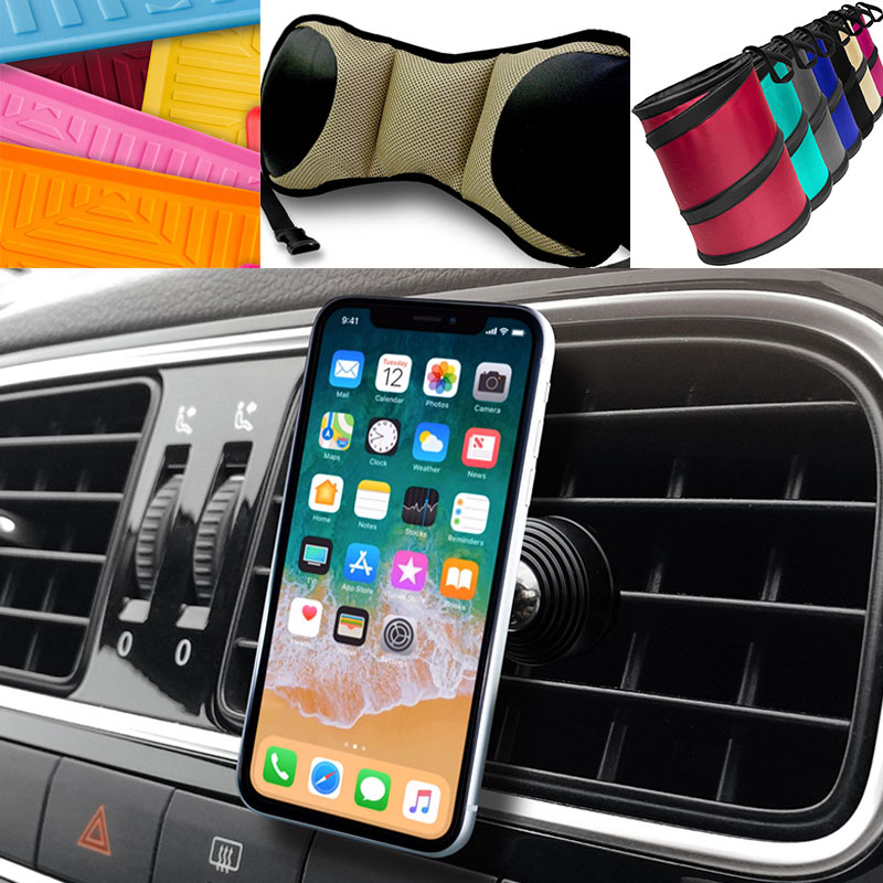 Seven Most Important Car Accessories Accessories Collage