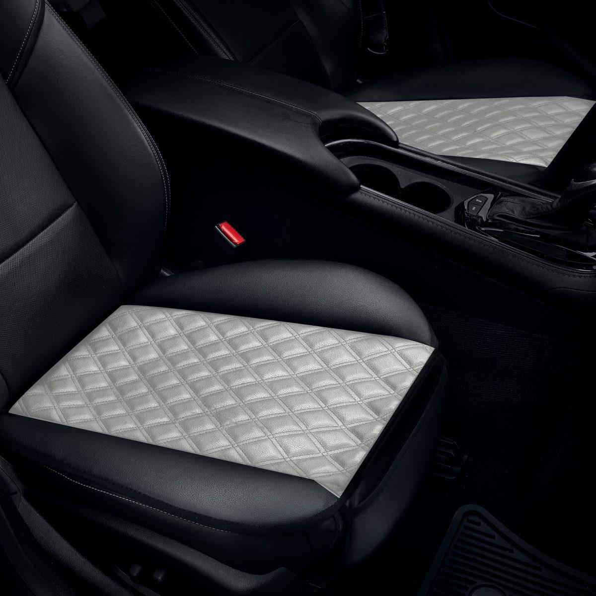 PU211102 gray seat cushion pad