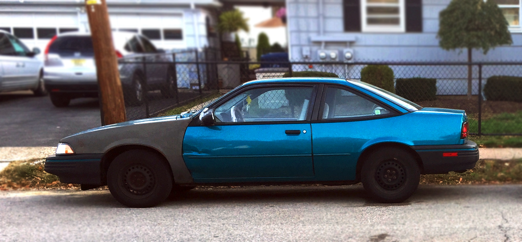 5 Things I Loved About My First Car babyblue