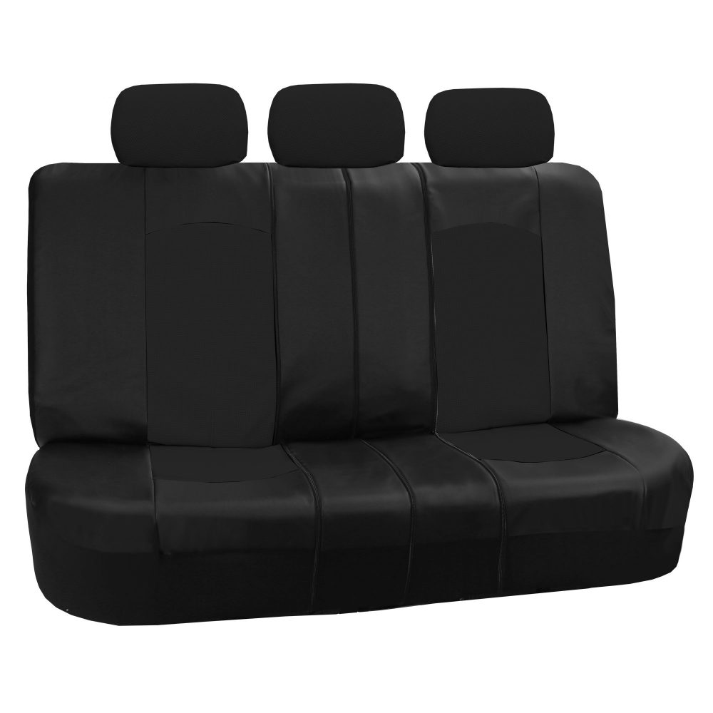 PU008black013 seat covers