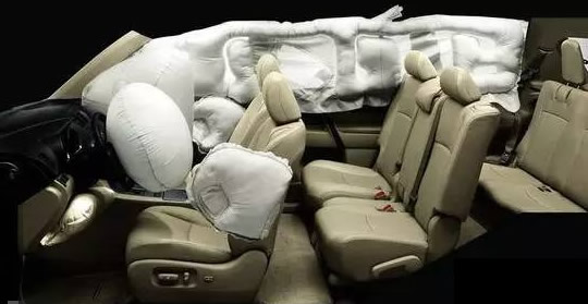 seat cover airbag compatible