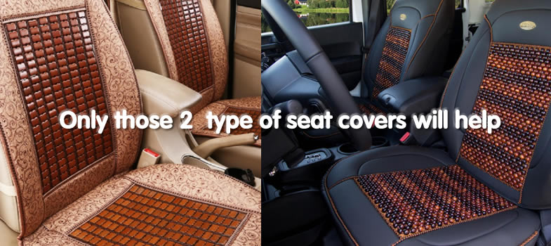 keep cooler from seat covers