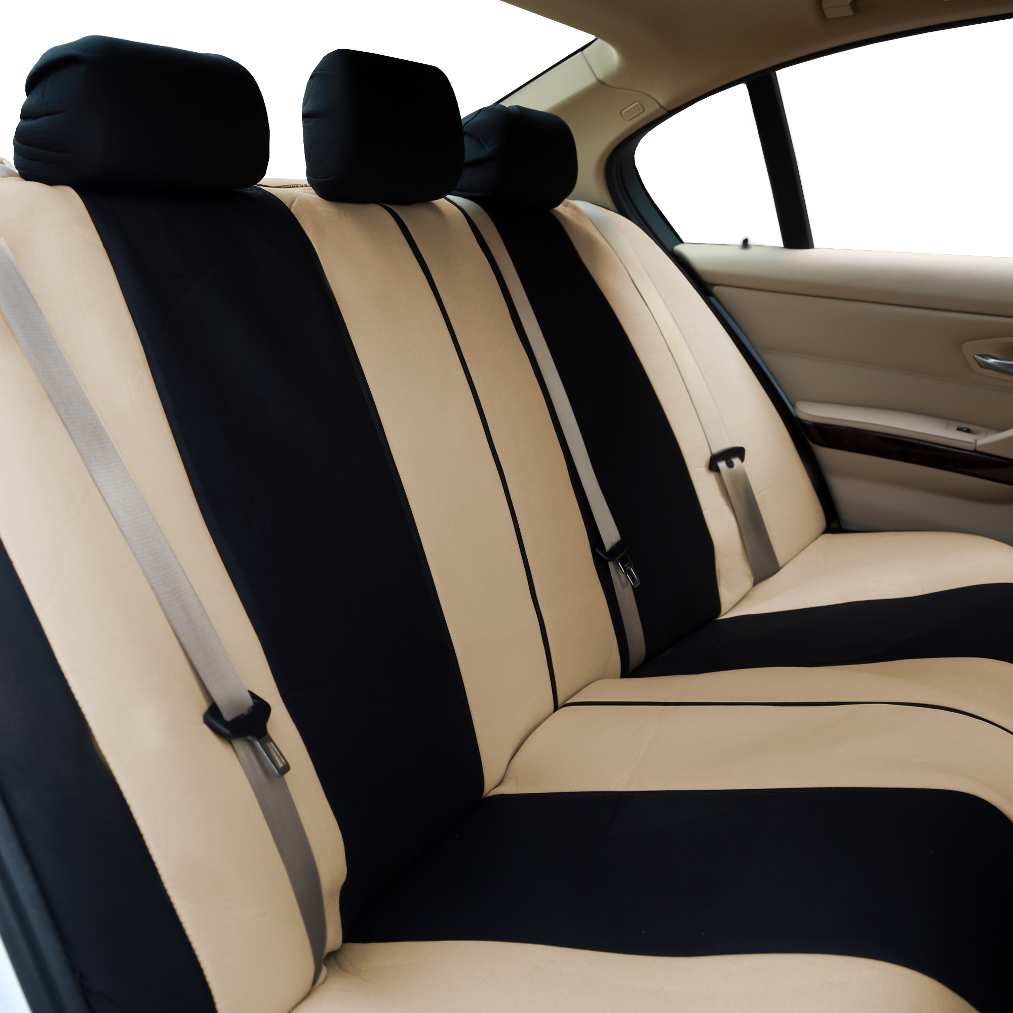 Road Master Seat Covers - Rear banner