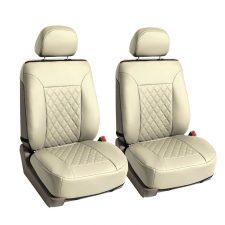 pu089102 beige seat cover 1
