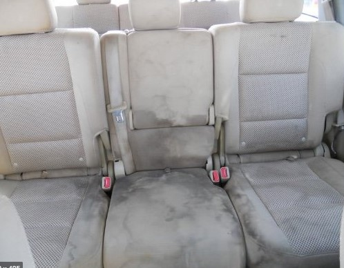 cover dirty seat covers