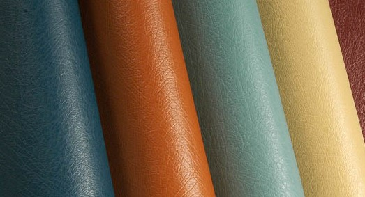 leather seat covers material