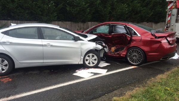 side collision
