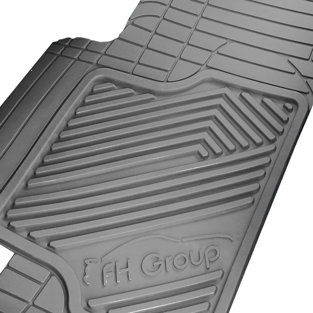 Oversized Liners Full Coverage Protective Trimmable Floor Mats- Full Set material