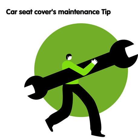car seat cover's maintain