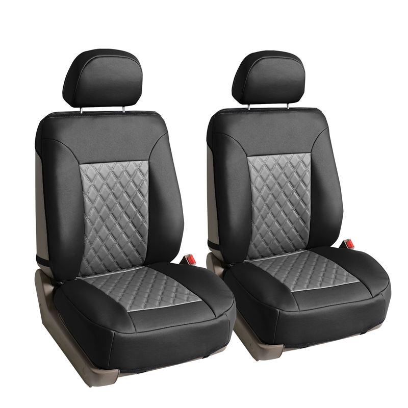 car seat cushion pu088 gray 1