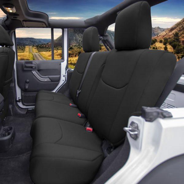 jeep wrangler seat cover