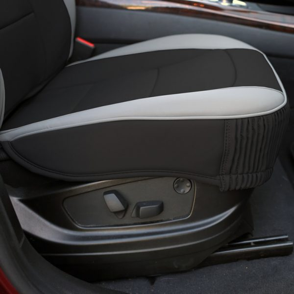 pu205102grayblack seat covers