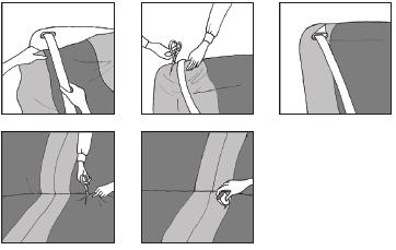 section5 1 seatbelt adjustment